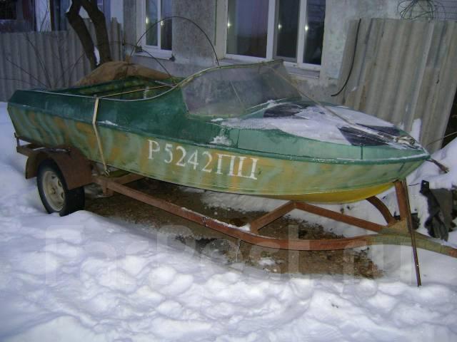 характеристика лодок неман 2