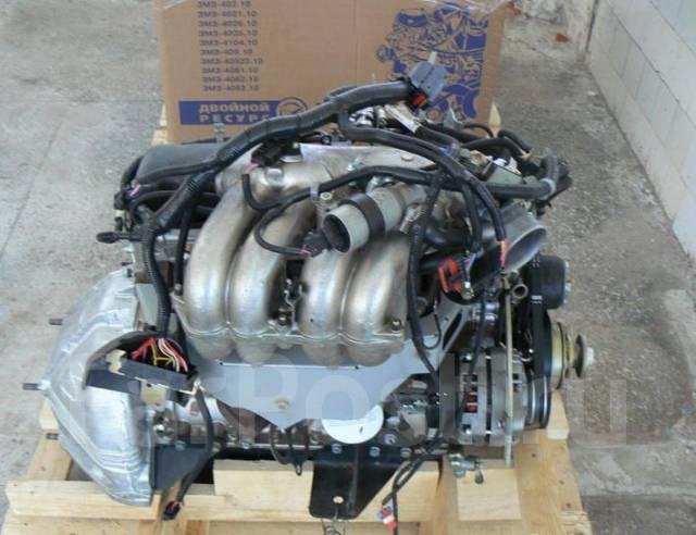 Продам новый двигатель на ам ГАЗель.  УМЗ-4216, объем 2.9 литра, мощность 107 л.с. Полный комплект.