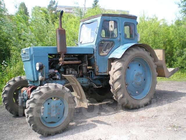 МТЗ 80 1978 года - kolesa.kz