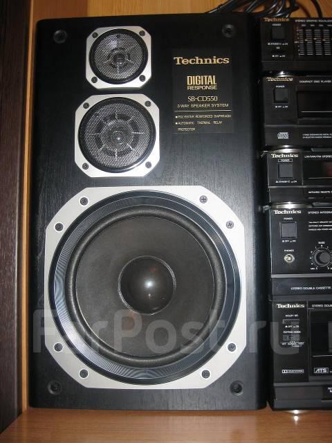 Музыкальные центры: Technics SC-EH79 EP-S - Stereo ru