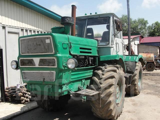 Продается Трактор Т-150 - ХЗТСШ ХЗТ Т-150, 1993 - Тракторы и ...