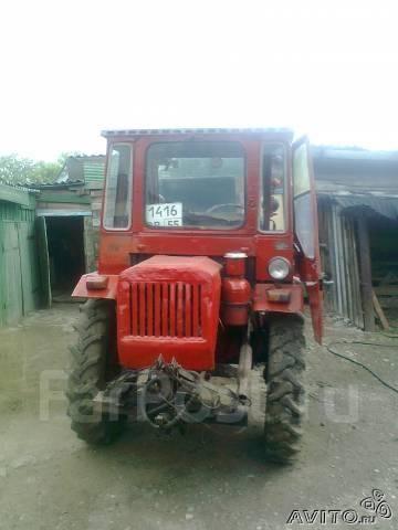 Продам трактор Т 16 - ХЗТСШ Т-16, 1984 - Тракторы и сельхозтехника ...