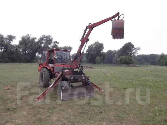 Трактор Т-16 МГ - ХЗТСШ Т-16 МГ, 2012 - Тракторы и сельхозтехника ...