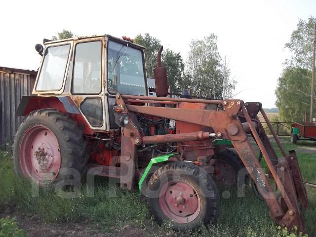 Тракторы и сельхозтехника МТЗ в Юрге. Купить трактор МТЗ б.