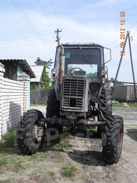 Продам трактор мтз-82 в городе Тюмени. Цена 400000 рублей