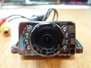 Камера заднего хода. Цветная с разметкой. Ночного видиния. Новая. Гарантия