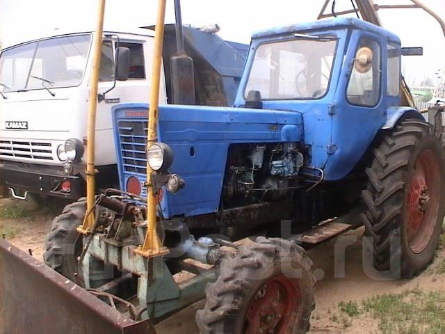 Трактор мтз -82, 1999 года выпуска. - продаётся конфискат.