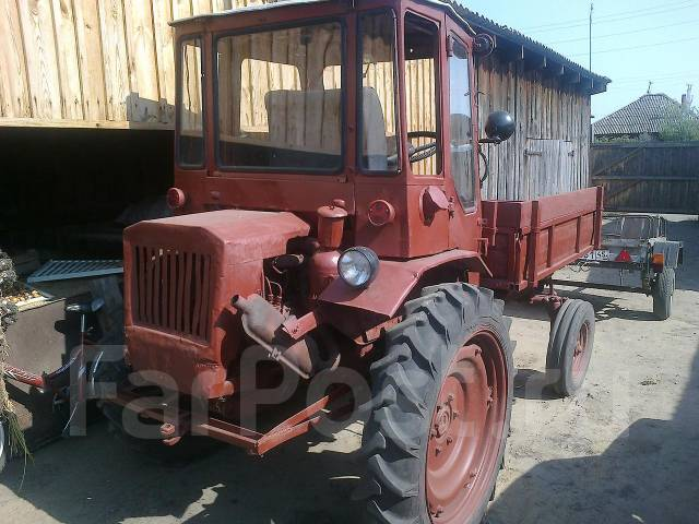 Продажа трактора Т-16 - ХЗТСШ Т-16, 1986 - Тракторы и ...