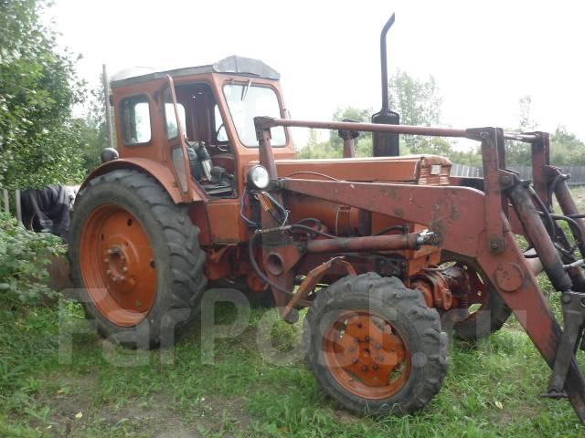 Модернизация трактора т-40