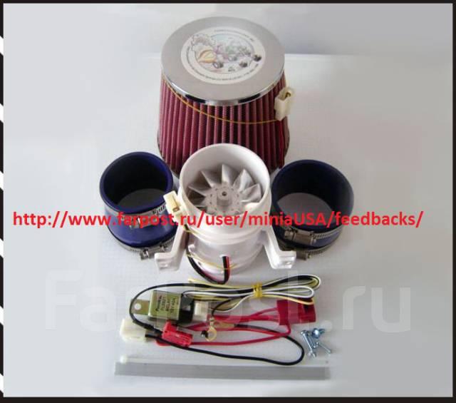 Электрический нагнетатель воздуха