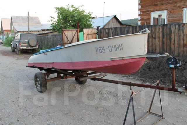 Прицеп для алюминиевой лодки своими руками