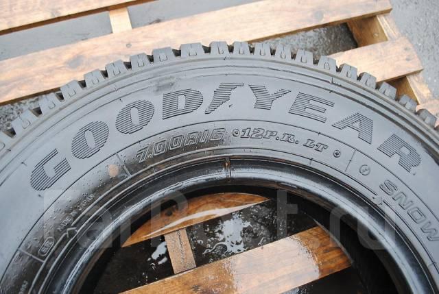 Goodyear ULTRA GRIP, 7.00 R16 LT. �����������, �����: 10%