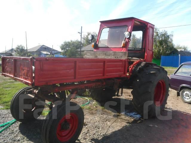Т-16 Т16, 1989 - Тракторы и сельхозтехника в Абакане