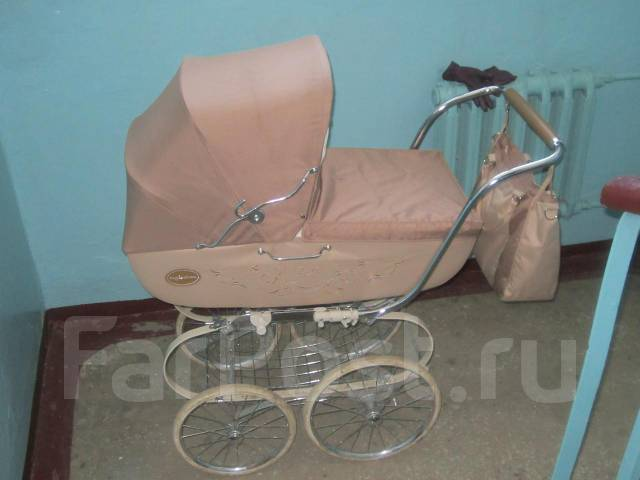 Каляска для новорожденных артем