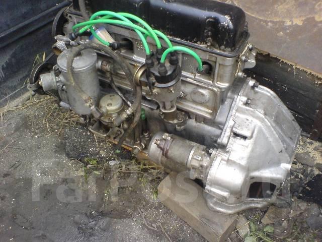 Двигатель ЗМЗ 402 ГАЗ - Продажа автозапчастей в Омске