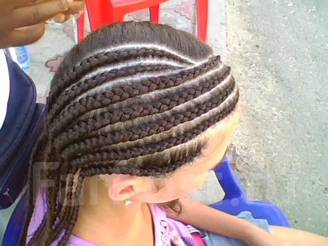 Плетение волос самые простые