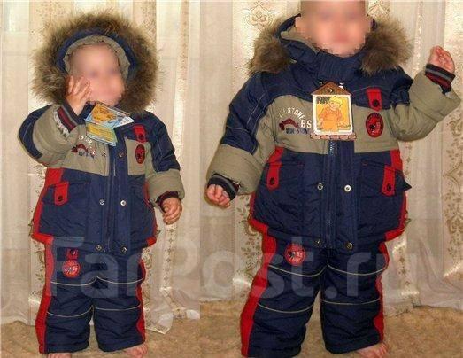детскaя верхняя одеждa-веснa 2012