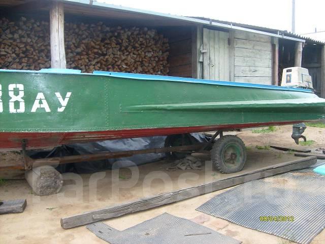 Телега для лодки казанка 150