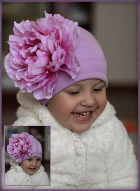Украшения для детей шапки своими руками
