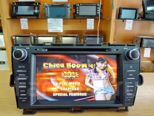Автомагнитола Toyota Prius-30. GPS, DVD, USB, TV, SD,. Новый. Гарантия1 год.