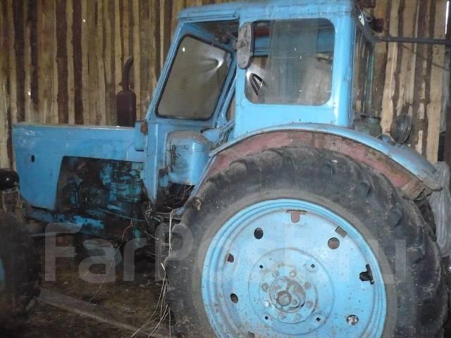 Продам трактор мтз 52+телега в Железнодорожном районе