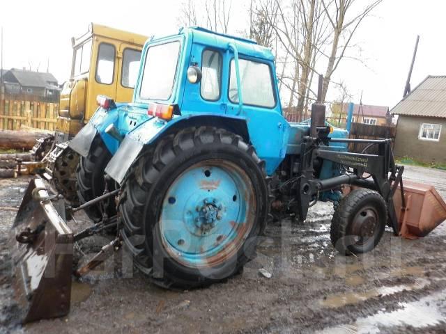 Тюнинг тракторов мтз фото