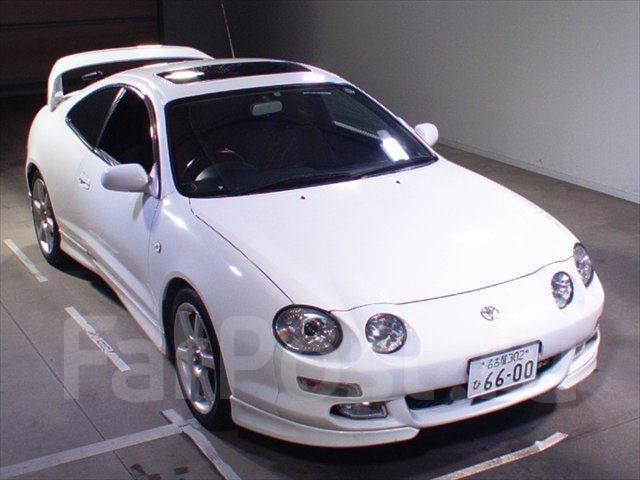 Двигатель. Toyota Celica, ST202 Двигатель 3SGE