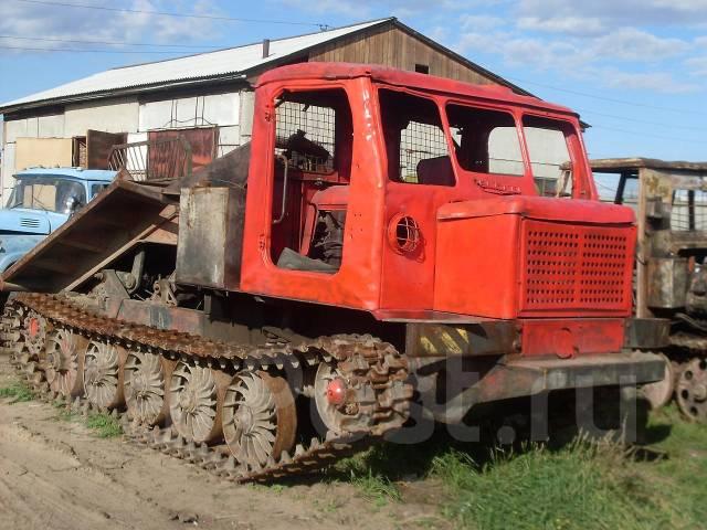 т-4 трактор фото
