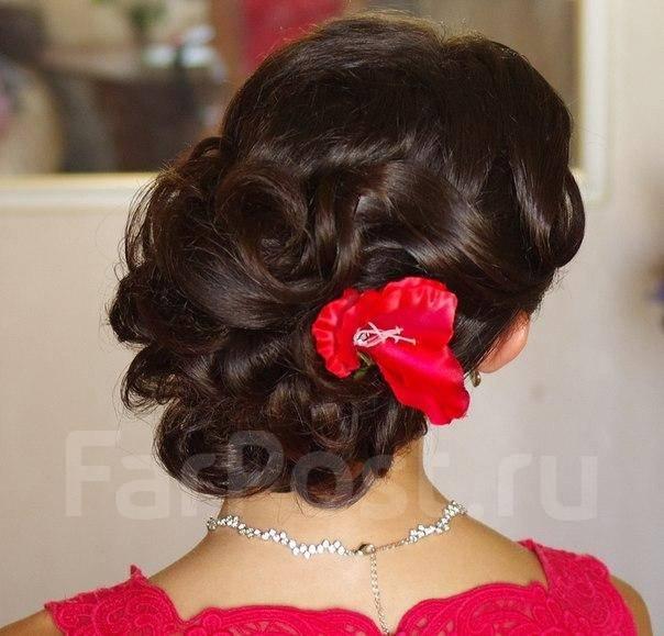 вконтакте прически на средние волосы