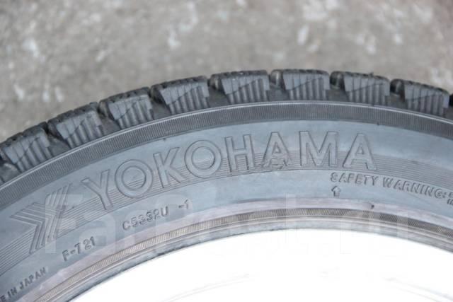 Yokohama Guardex F720. ������, ��� �����, 2002 ���, �����: 30%