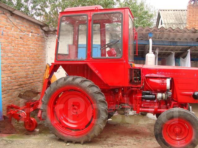 Трактор т-25 с культиватором - Тракторы и сельхозтехника в Краснодаре