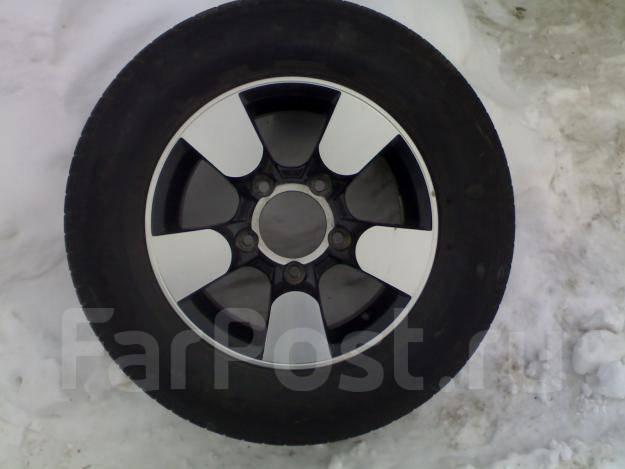 Литые диски на ниву 21214 r16 - 552