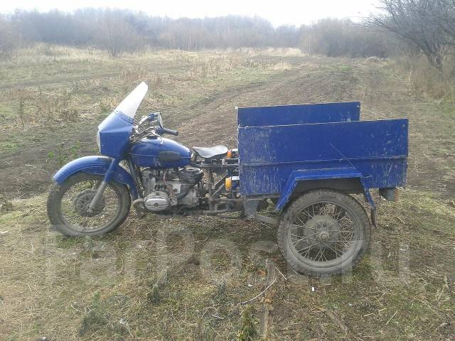 Трицикл из урала с кузовом своими руками 68