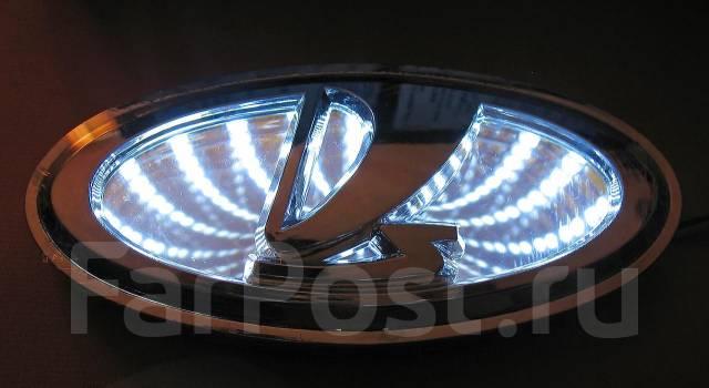 D светящийся логотип VAZ (ВАЗ) тюнинг,купить