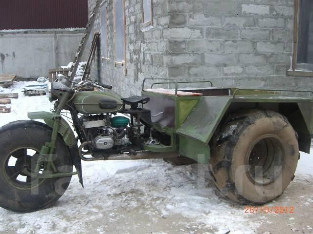Урал трицикл - 636d