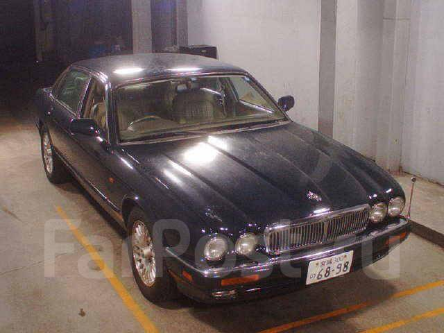 Jaguar. X300, 9J