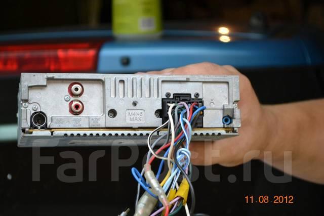 Sony Cdx-3350 Инструкция