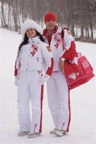 Лыжный костюм женский боско спорт