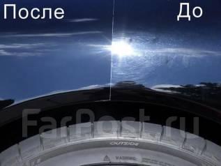 """Профессиональная полировка кузова автомобиля, покрытие""""жидким стеклом"""""""