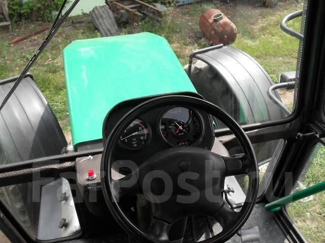 Как сделать кабину на самодельном тракторе