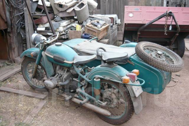 Мотоцикл урал 2 шт - Другое в Братске