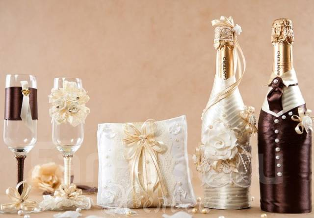 Свадьба цвета шампанского оформление