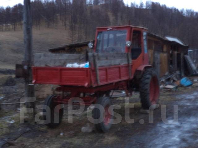 Продам трактор т-16 с навесной косилкой - Хтз т-16, 1987 ...