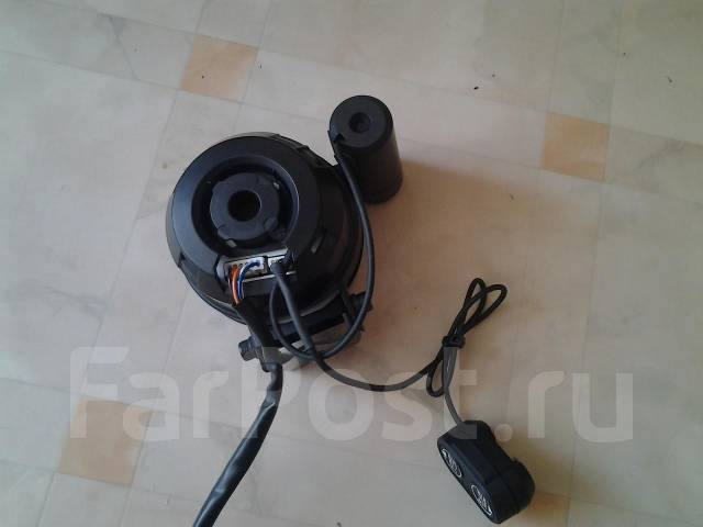 Defi BF, 80mm, с шифт лампой.