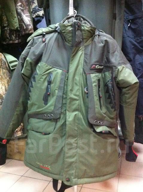 Рыболовная одежда graff купить в москве