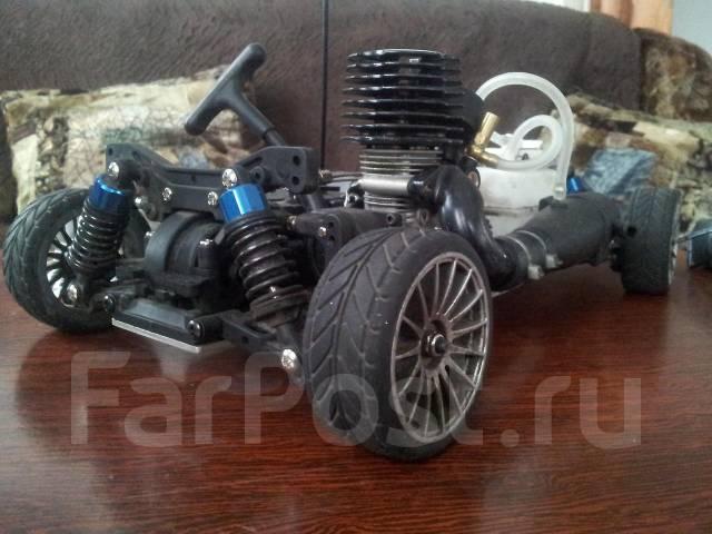 Детские машины с двигателем внутреннего сгорания своими руками