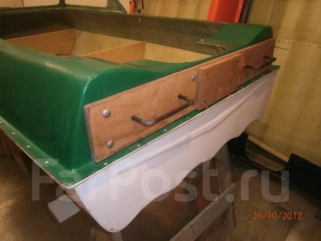 дополнительная секция к лодке малютка