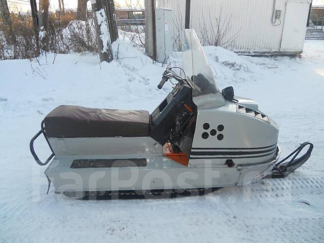 Тюнинг снегохода буран фото