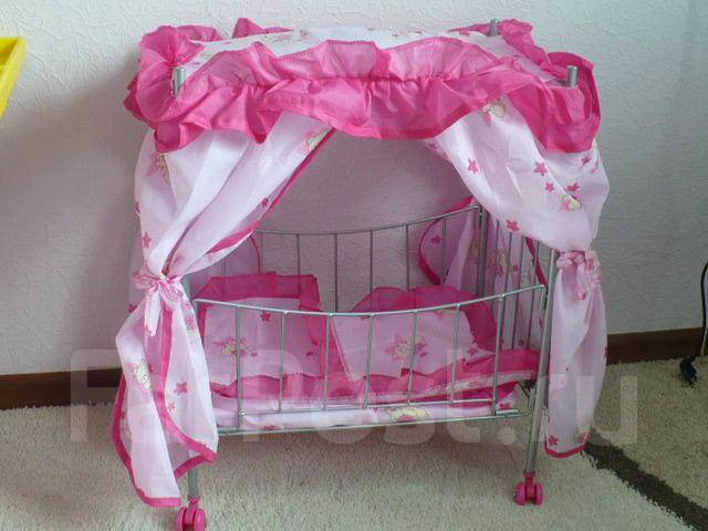 Кровати для беби бона своими руками