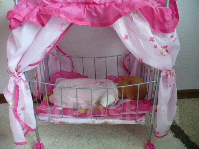 Кроватка для беби бона